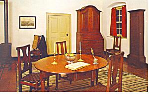 Old Salem Winston Salem NC Postcard p13869 (Image1)