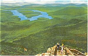Lake Placid  NY   Postcard p1389 (Image1)