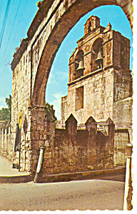 Cathedral,Santo Domingo Postcard (Image1)