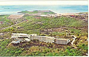 Virgin Isle Hilton Hotel St Thomas  Postcard p13960 (Image1)