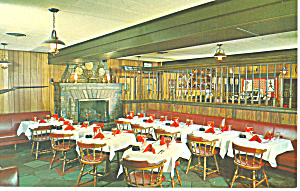 Valley Forge Tavern King of Prussia  PA Postcard p13961 (Image1)
