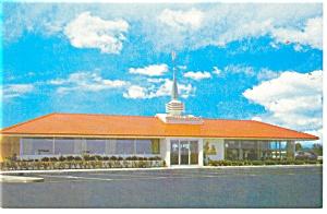 Howard Johnson's Restaurant Postcard p14023 (Image1)