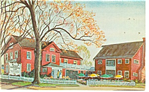 Wallingford, CT The Yankee Silversmith Postcard (Image1)