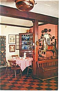 Washington DC Watergate Inn Postcard p14137 (Image1)