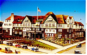 Eureka, CA, The Historic Eureka Inn, Postcard (Image1)