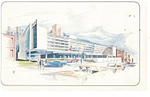 Montreal Quebec Le Martinique Motor Inn Postcard p14211 (Image1)
