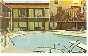 Blountville  TN Camara Inn Postcard p14212 (Image1)