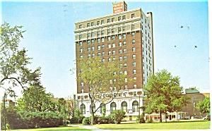 Charleston SC Francis Marion Hotel Postcard p14272 1966 (Image1)