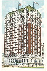 Chicago  IL Blackstone Hotel Postcard p14283 (Image1)