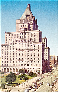 Vancouver,BC, Hotel Vancouver Postcard (Image1)