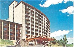 Champion  PA Seven Springs Mountain Resort Postcard p14341 (Image1)