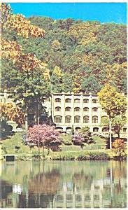 Montreat  NC Assembly Inn Postcard p14352 (Image1)