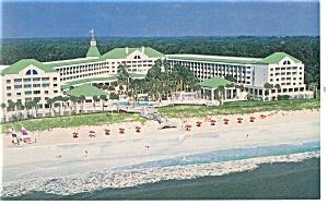 Hilton Head Island SC The Westin Resort Postcard p14371 (Image1)
