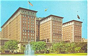 Los Angeles, CA, Biltmore Hotel  Postcard (Image1)
