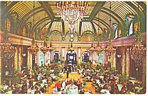 San Francisco CA  Sheraton Palace Postcard p14386 1960 (Image1)