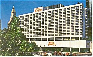 Hartford CT Hotel Sonesta Postcard p14392 (Image1)