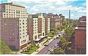 Washington DC Capital Hilton Postcard p14415 (Image1)