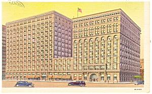 Chicago  IL Congress Hotel Postcard p14454 (Image1)