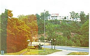 Radford, VA, Governor Tyler Hotel Postcard (Image1)