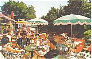 Niagara Falls Ontario Coachlight Restaurant Postcard p14518 (Image1)
