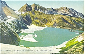Luchon, France-Le Port de Venasque Postcard (Image1)