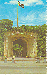Altar of the Country Dominican Republic Postcard p14747 (Image1)