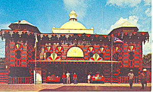 Firehouse, Ponce,Puerto Rico Postcard (Image1)