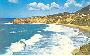 Three Arch Bay Laguna Beach CA Postcard p14875 (Image1)