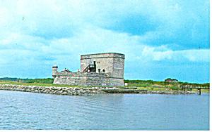 Fort Matanzas St Petersburg FL Postcard p14951 (Image1)