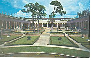 Ringling Museum  Sarasota  FL Postcard p14958 (Image1)