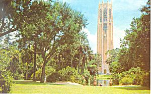 Bok Singing Tower Lake Wales FL Postcard p14959 (Image1)