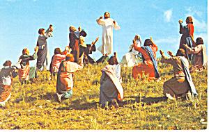 Passion Play Lake Wales FL Postcard p14960 (Image1)