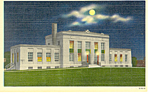City Hall,Gainesville,GA Postcard (Image1)