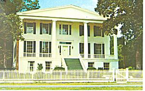 Orange Hall St Marys GA Postcard p15053 (Image1)