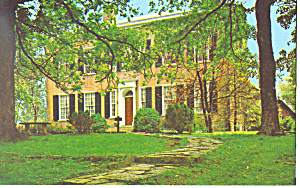 My Old Kentucky Home Bardstown Ky Postcard P15077