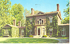 Ashland, Lexington, KY Postcard 1962 (Image1)