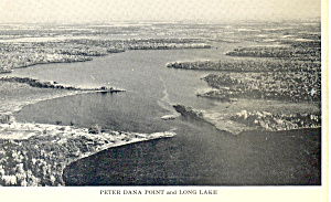 Peter Dana Point, Maine  Postcard 1968 (Image1)