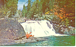 Woodland, Maine  Postcard (Image1)