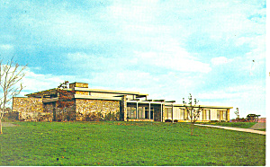 Visitor Center,Antietam Battlefield, MD  Postcard (Image1)