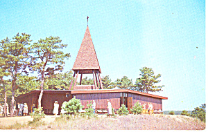 Chapel Of St James Wellfleet Ma Postcard P15163