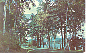 The Berkshires, MA Postcard 1953 (Image1)