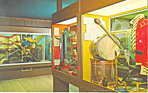 The Gun Museum,Sturbridge, MA Postcard (Image1)