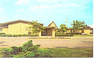 St Paul of Cross House, Detroit, MI Postcard (Image1)