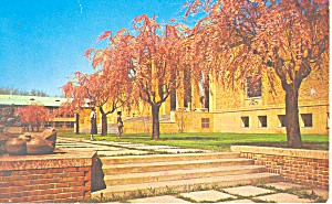 Cranbrook Academy of Art Galleries,MI Postcard (Image1)