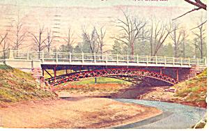 Forest Park, St Louis, MO Postcard  1910 (Image1)
