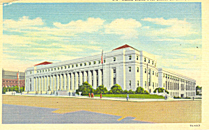 US Post Office,St Louis, MO Postcard (Image1)