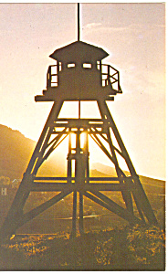 The Fire Tower, Helena, MT Postcard (Image1)