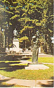 Arbor Lodge State Historical Park NE Postcard p15518 (Image1)