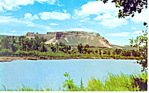 Scotts Bluff National Monument, NE Postcard (Image1)
