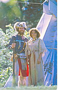 Fur Trader,Chadron State Park NE Postcard (Image1)